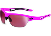 Bolle Sunglasses, Helix Neon Pink Frame Photo Rose Gun Lens 11487