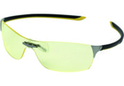 Tag Heuer Squadra Eyeglasses, Frame/Black Yellow Temples, Night Vision Lens 5505-099