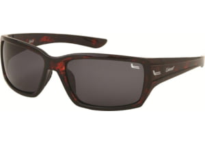 Coleman 6004 Single Vision Prescription Sunglasses - Burgundy Tortoise Shell Frame CC1 6004-C3RX