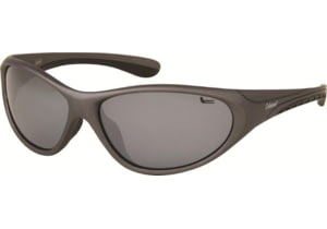 Coleman 6006 Polarized Sunglasses - Dark Grey  Frame, Smoke Lenses CC1 6006-C3