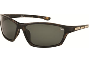 Coleman TR90 Sport 6507 Single Vision Prescription Sunglasses - Brown Tortoise Shell Frame CC2 6507-C3RX