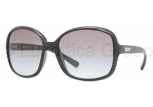 DKNY DY 4076 Sunglasses Styles - Black Frame / Gray Gradient Lenses, 329011-5816