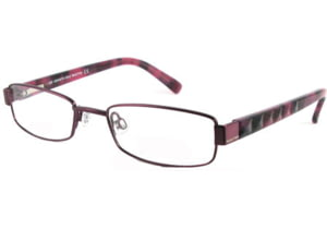 Kenneth Cole New York KC0705 Eyeglass Frames - Shiny Violet Frame Color