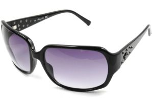 Kenneth Cole New York KC6097 Sunglasses - Frame 01B, Size 00 KC60970001B