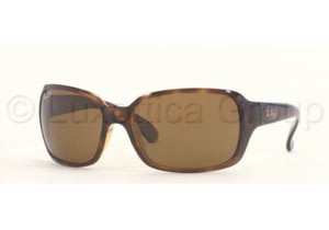 Ray-Ban RB 4068 Sunglasses Styles - Havana Frame / Crystal Brown Polarized Lenses, 642-57-6017