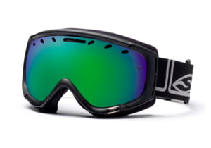 Smith Phenom Goggles, Black Foundation, Green Sol X Mirror PH6NXFK10