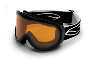 Smith Optics World Cup Snow Goggles - Black Frame, Gold Lite Lens