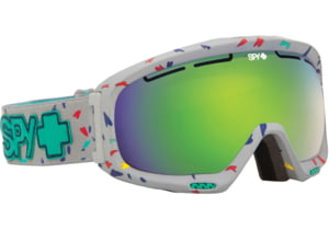 Spy Optic Bias Snow Goggles - Mystic Wind Frame and Bronze W/ Green Spectra Lens 310226912967