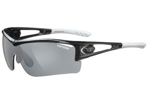 Tifosi Optics Logic XL w/ AC Red, Clear, Smoke Lenses, Race Silver Frame 0060102101