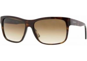 Versace plastic lens crystal sunglasses in Sunglasses - Compare