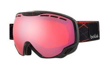 Bolle Emperor OTG Ski Snowboard Goggles FREE S H 21400 dbd5e859f95