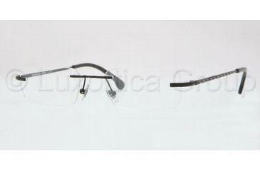 2c854f343a Brooks Brothers TITANIUM MAN OPTICAL FRAME BB496T Progressive Prescription  Eyeglasses 1500T-5319 - Black