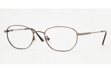 295d2d0d7a Brooks Brothers BB 189 Eyeglasses Styles Bronze Frame w Non-Rx 48 mm  Diameter