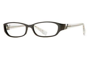 Carmen Marc Valvo CM Luella SECM LUEL00 Progressive Prescripton Eyeglasses - Blue Slate SECM LUEL005235 GY