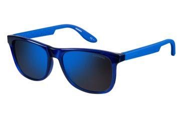 c2d9dceab8b Carrera 5025 S Sunglasses CA5025S-0713-XT-5418 - Blue Frame