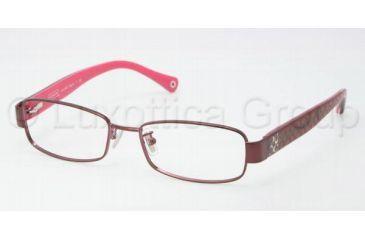 Coach Eyeglass Frames Burgundy : Coach TARYN HC5001 Eyeglass Frames . Coach Eyeglass Frames ...
