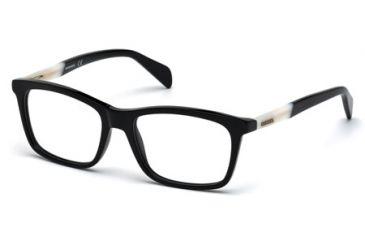 558ba18f15 Diesel DL5089 Eyeglass Frames - Shiny Black Frame Color