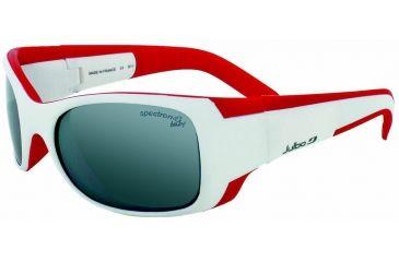 daef9a71d65d94 Julbo Booba Kids Sunglasses, White Red w  Spectron 4 Baby Lenses 4352311