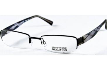 Kenneth Cole New York KC0693 Eyeglass Frames - Black/Crystal Frame Color