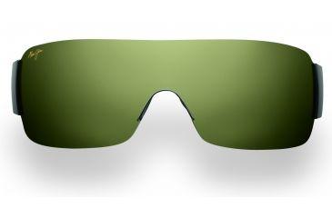 Maui Jim Honolulu Sunglasses - Gunmetal Frame, Maui HT Lenses - HT520-15