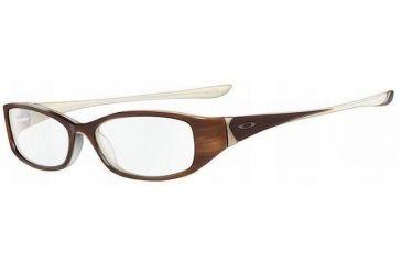 10a7bb8e63 Oakley Macchiato 4.0 Cappuccino Eyeglass Frames w  Blank Lenses 12-041