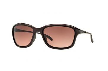 8dee6c779e Oakley SHE S UNSTOPPABLE OO9297 Sunglasses 929703-57 - Raspberry Spritzer  Frame
