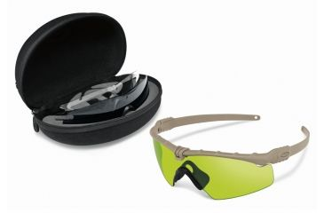428d93b130 Oakley Si Ballistic M Frame 3.0 With Black Frame And Clear Lens ...
