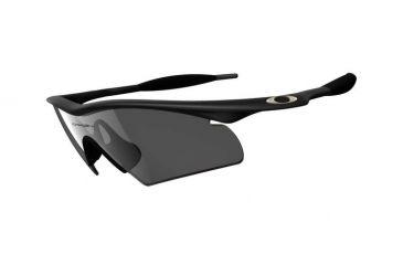 0c12dc823f Oakley M-Frame Hybrid Sunglasses - Black Frame w  Grey Lenses 09-103