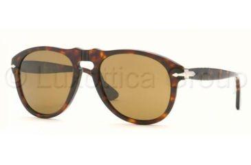168e5ff337 Persol PO0649 Sunglasses 24 33-5620 - Havana Crystal Brown