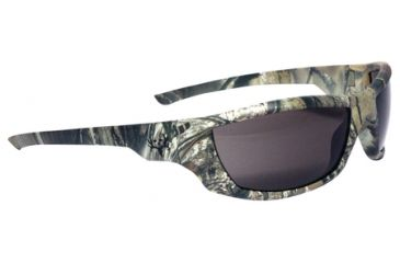 b31b34a53bcc Radians Bone Collector Retriever Shooting Glasses Smoke Lens/Realtree Camouflage  Frame