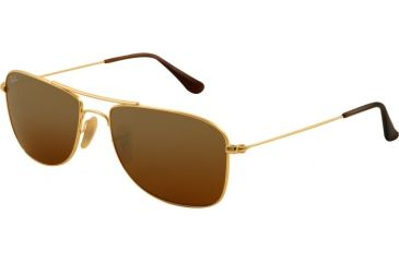 8a5eeb8a8b3 Ray-Ban RB3477 Prescription Sunglasses RB3477-001-3K-5616 - Lens Diameter