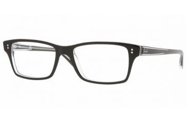 Glasses With No Frame At The Bottom : Ray Ban Eyeglass Frames For Men Pictures to pin on Pinterest