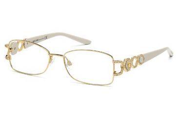 Gold Color Eyeglass Frames : Roberto Cavalli RC0710 Bifocal Prescription Eyeglasses ...