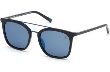 2ea64ce9fc Timberland TB9169 Sunglasses - Shiny Black Frame Color