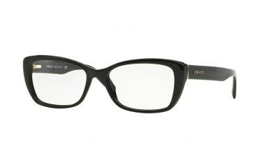 1556de9a9d6 Versace VE3201 Eyeglass Frames . Versace Eyeglass Frames for Women.