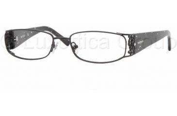 vogue vo 3661b eyeglasses styles gloss black frame wnon rx 50 mm diameter