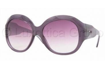 Vogue VO2565SB Sunglasses Styles - Violet Violet Gradient Frame w/  57 mm Diameter Lenses, 16538H-5716