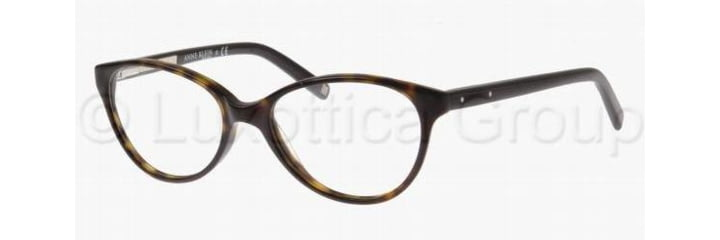 Anne Klein AK8103 Single Vision Prescription Eyewear 260-5116 - Tortoise/Black