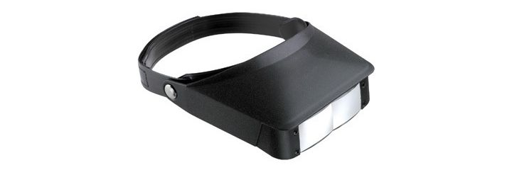 Carson Optical CF-10 Clip  Flip Eyeglass Magnifier in Magnifying