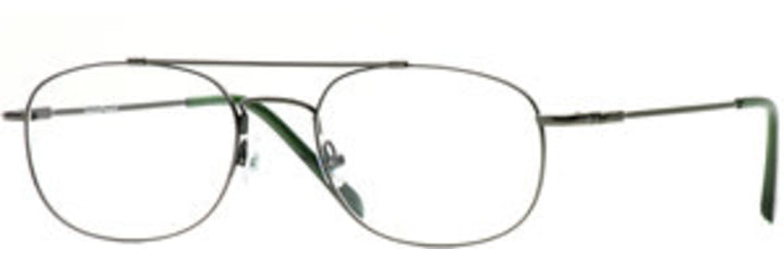 Cutter & Buck CB Pinnacle SECB PINN00 Bifocal Prescription Eyeglasses - Charcoal SECB PINN005650 SV