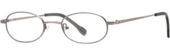 Hickey Freeman HF Salem SEHF SALE00 Eyeglass Frames - Antique Gunmetal SEHF SALE004845 GM