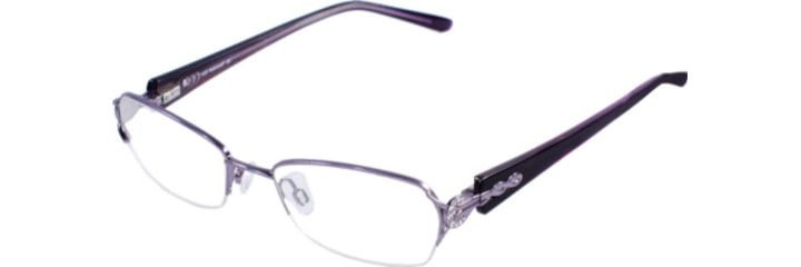 Marcolin MA7299 Eyeglass Frames - Shiny Lilac Frame Color