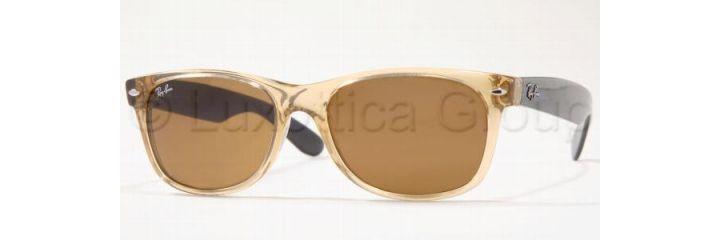 4b5d6df226 Ray-Ban New Wayfarer RB2132 Sunglasses with No-Line Progressive Rx  Prescription Lenses FREE