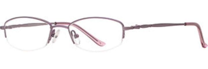 Signature Collections Potter SESC POTT00 Progressive Prescription Eyeglasses - Violet SESC POTT004935 PU