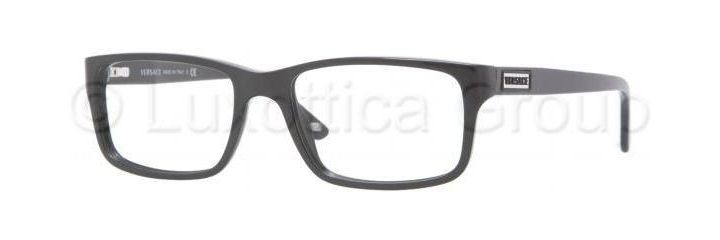 Versace VE3154 Eyeglass Frames FREE S&H VE3154-GB1-54 ...