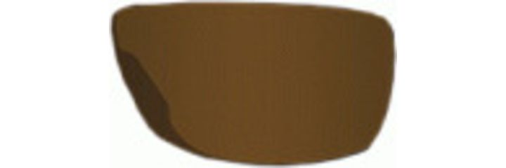 Wiley-X Jake Sunglasses Replacement Lenses - Polarized Brown CCJAKP - CCJAKP