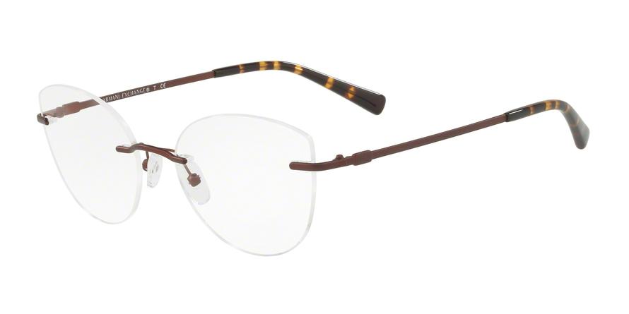 5c672a371f7 Armani Exchange AX1028 Eyeglass Frames FREE S H AX1028-6001-52 ...