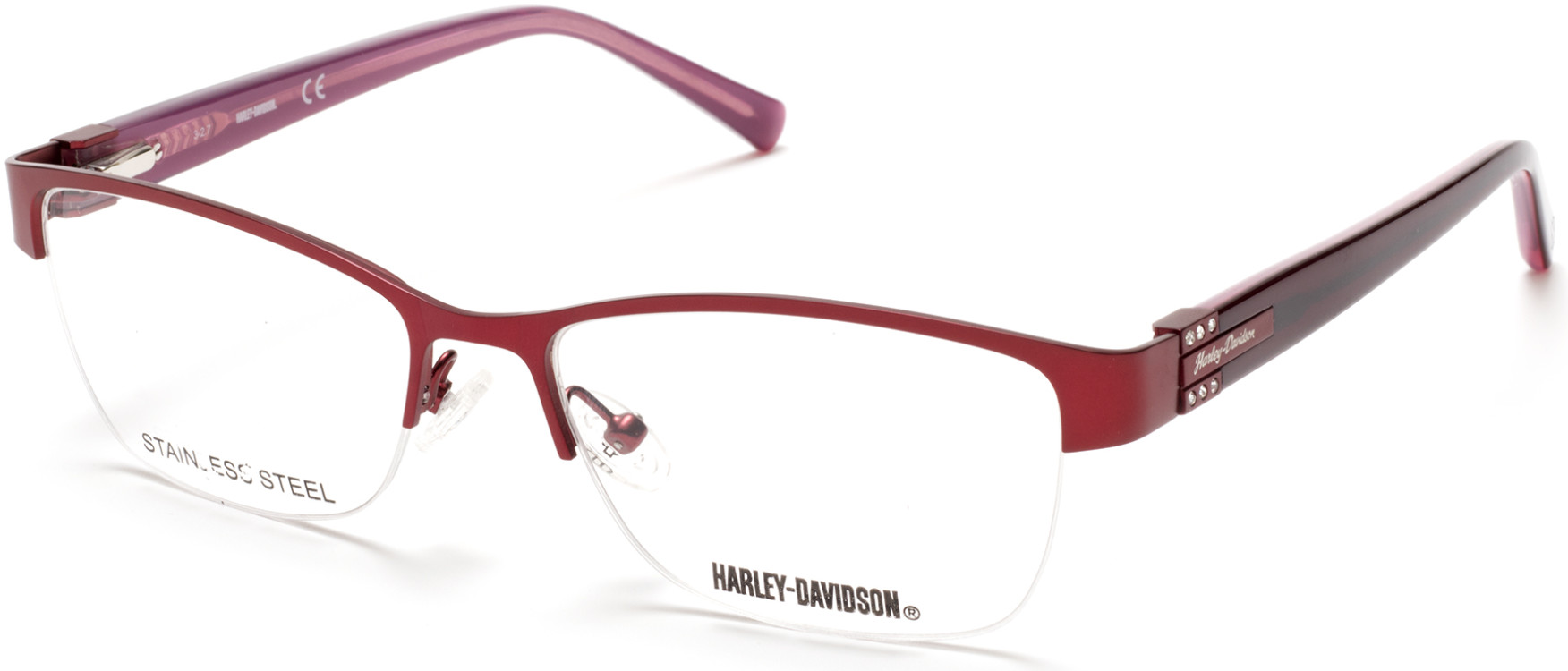 1e0197e404d Harley Davidson Eyewear HD0545 Eyeglass Frames FREE S H HD054554002 ...