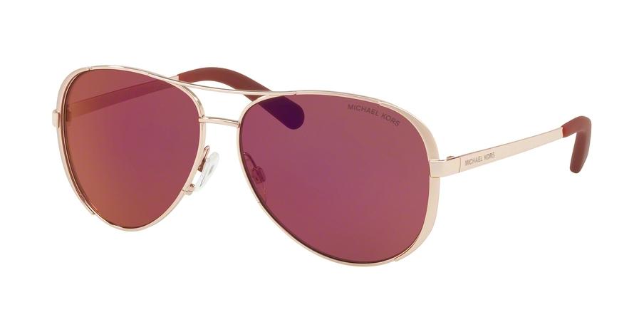 33d4f38d79bd Michael Kors CHELSEA MK5004 Sunglasses FREE S H MK5004-1001Z3-59 ...