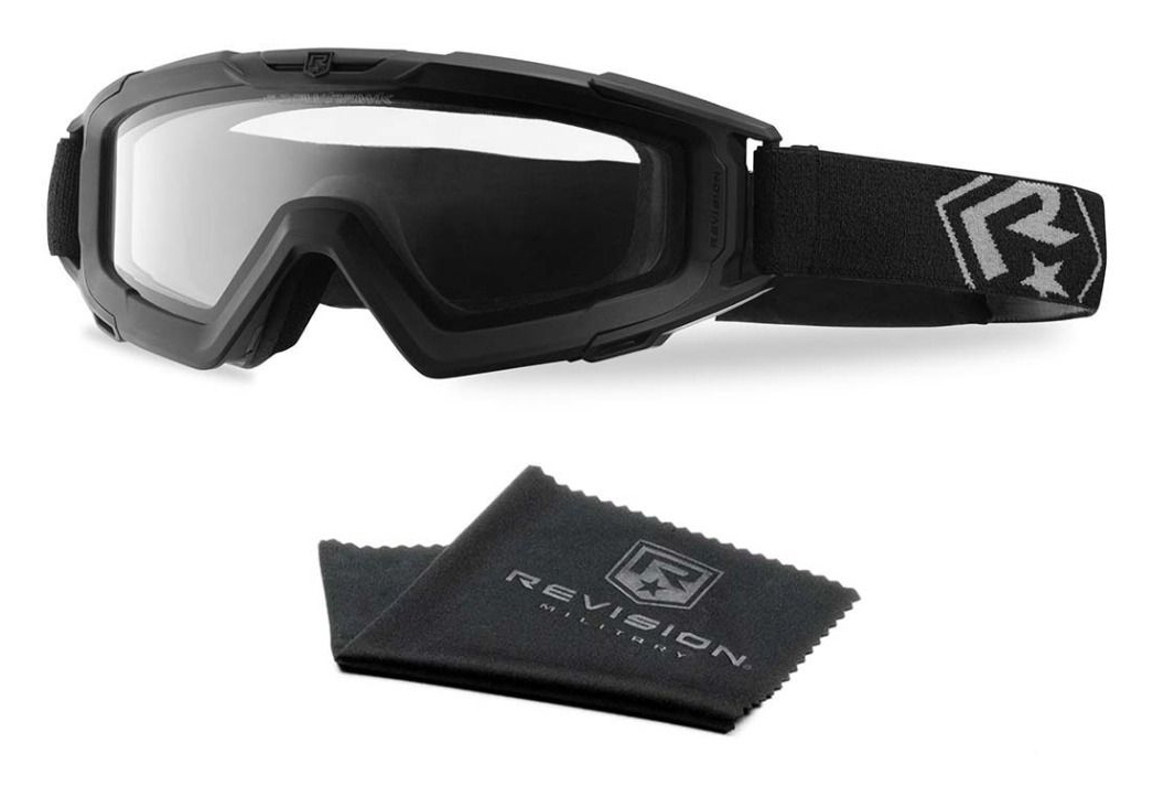 Revision Hellfly Snowboard Goggles Black//Photocromic